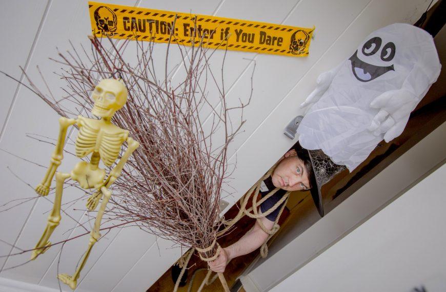 DZG Halloween trick or treat