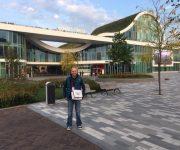 Richard joins zoo delegates