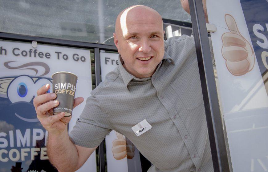 DZG Matt drinks machine