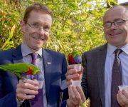 Midlands Mayor visits DZG