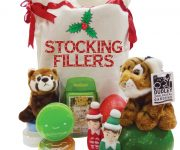 Stock up on stocking fillers