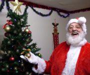 Santa's here!