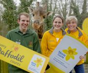 Standing tall for Marie Curie