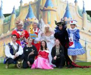 Panto role for Blackadder
