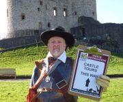 Castle tours and talks