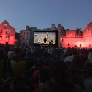 Open Air Cinema Evenings