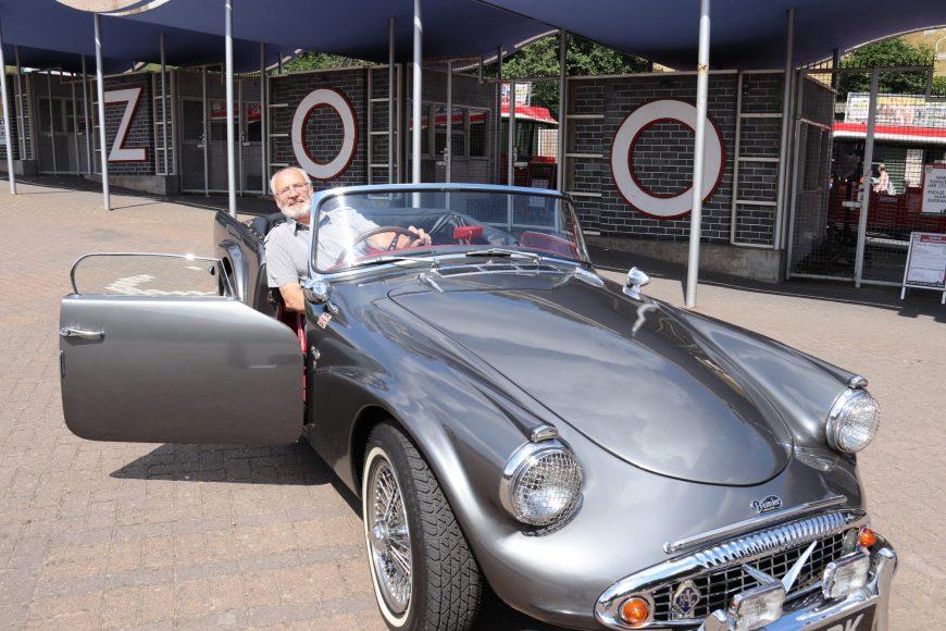 Classic Car Club >> Classic Car Summer Showcase Dudley Zoological Gardens
