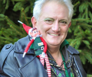 Festive fun with Dudley the elf!
