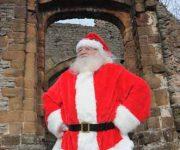 Santa arrives at DZG!