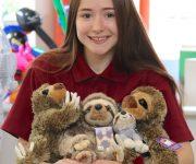 Sloth souvenirs